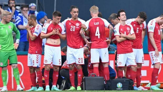 Ultimele noutati despre starea lui Christian Eriksen! Cum se simte jucatorul si ce spune medicul nationalei Danemarcei