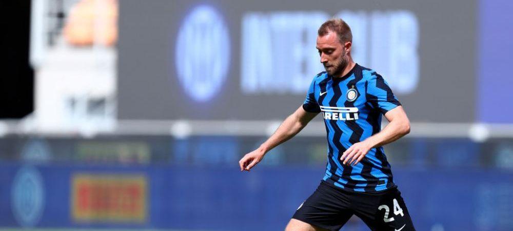 """Cariera incheiata pentru Eriksen la Inter?! Un medic italian trage un semnal de alarma: """"Legea de aici e cea mai severa din lume"""""""