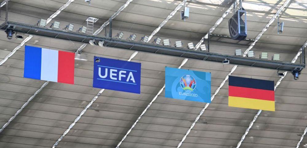 GERMANIA - FRANTA in primul SOC de la EURO 2020! 19:00 LIVE la PRO TV si pe voyo.ro