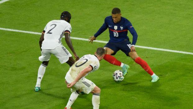 Nu au tinut pasul cu ei! :) Mbappe a facut spectacol pe teren! Hummels a inscris in propria poarta! Doua goluri anulate pentru francezi! Aici ai tot ce s-a intamplat in Franta 1-0 Germania
