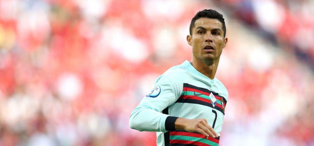 Un nou record stabilit de Cristiano Ronaldo! Borna istorica atinsa de starul portughez