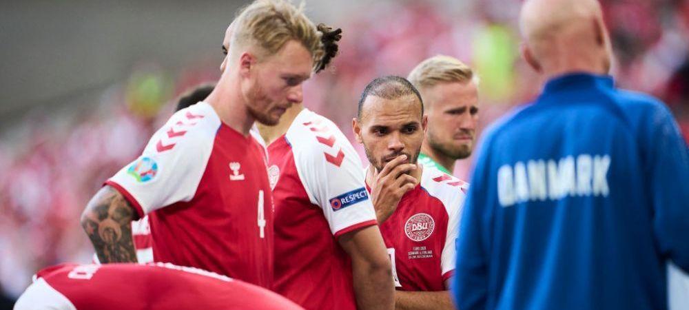"""""""Au pus presiune pe noi sa jucam!"""" Selectionerul Danemarcei ataca UEFA! Ce a spus despre reluarea meciului cu Finlanda"""