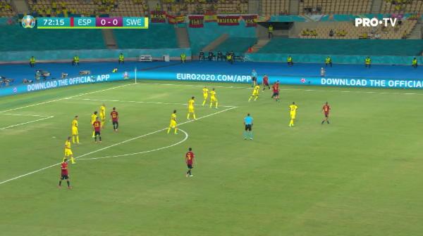 Le-a lipsit doar golul! :) Spania, incurcata de Suedia la primul meci de la Euro! Ratari imense pentru Morata si Gerard Moreno! Aici ai tot ce s-a intamplat in Spania 0-0 Suedia