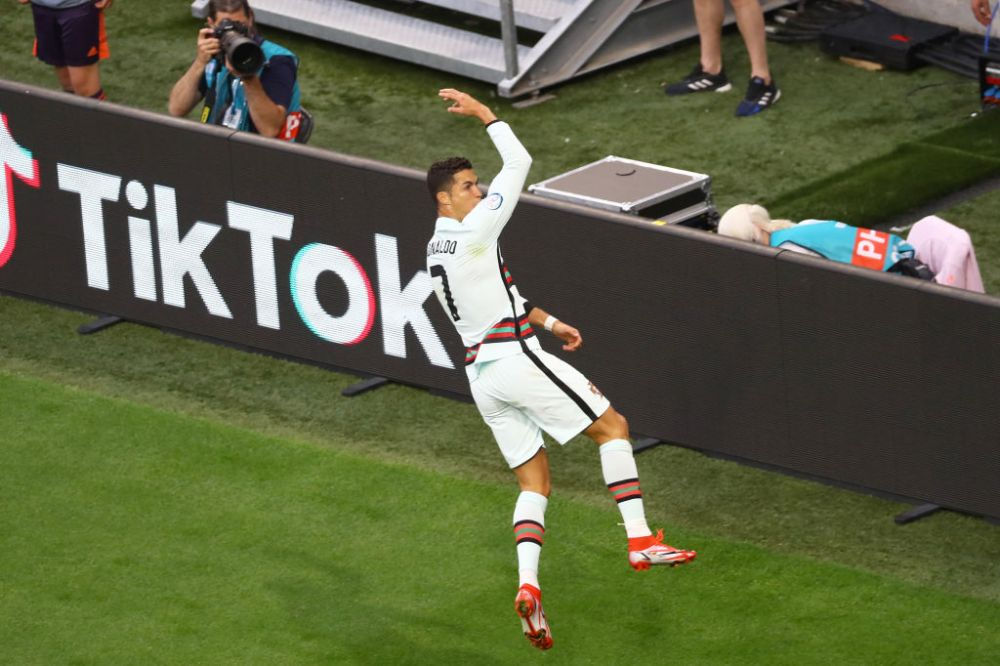 Cele mai tari imagini ale zilei de la Campionatul European! Ronaldo si Mbappe, in prim-plan