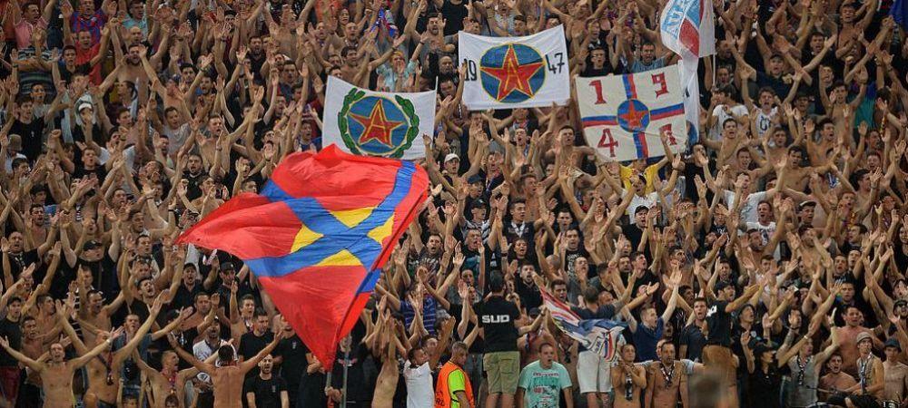 VIDEO | Razboiul dintre CSA Steaua si FCSB continua! Ultima aroganta facuta de suporterii echipei militare
