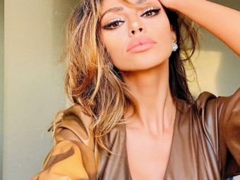 """Tinuta in care gateste Madalina Ghenea: """"Ma bronzez in bucatarie""""! Imaginea a adunat rapid zeci de mii de like-uri"""