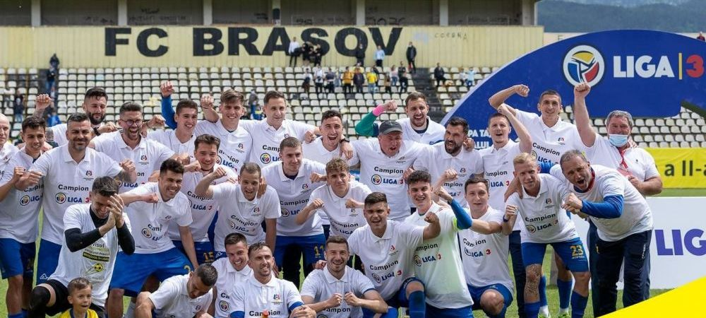 """""""New FC Brasov"""" renaste direct in Liga 2! Primarul Brasovului il vrea pe Ioan Ovidiu Sabau pentru postul de manager-antrenor"""