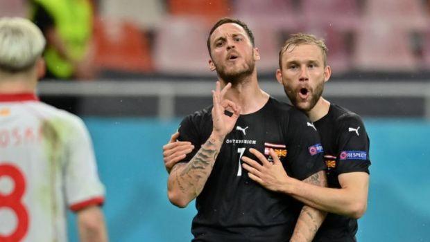 UEFA l-a suspendat pe Marko Arnautovic dupa gestul facut pe Arena Nationala. Cat va lipsi de pe teren austriacul
