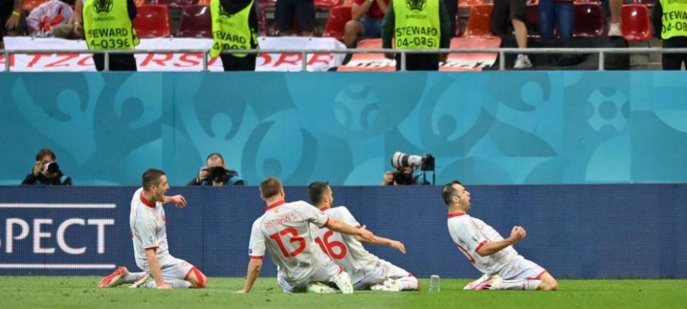 UEFA respinge plangerea facuta de Grecia in privinta echipamentului purtat de Macedonia de Nord la Euro. Anuntul facut de forul european