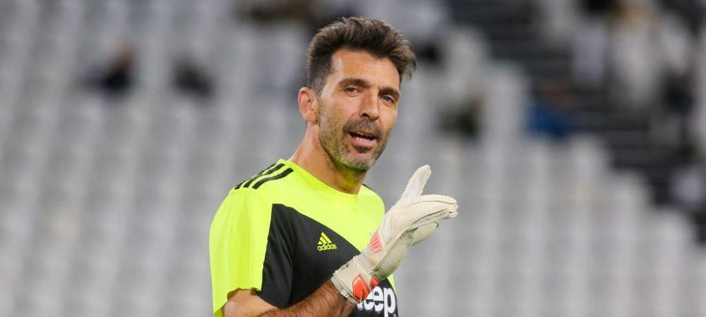 Buffon, inapoi la Parma! Portarul vine alaturi de Man si Mihaila pentru a pune umarul la reconstructia clubului. Cand se face anuntul oficial