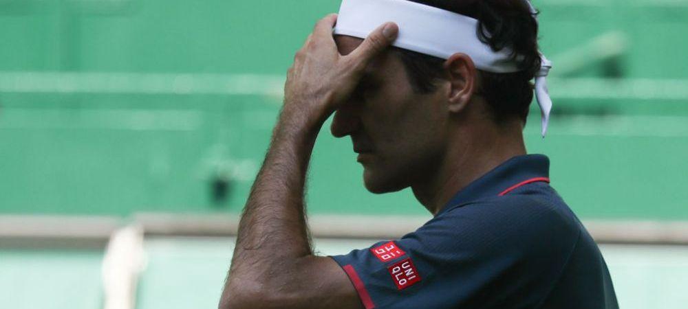 """Soc in """"casa"""" lui Federer! Ce i s-a intamplat elvetianului pentru prima data in 20 de ani!"""