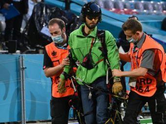 """""""Lunetistii il aveau in vizor!"""" Activistul care a aterizat pe stadionul din Munchen, la un pas sa fie impuscat"""