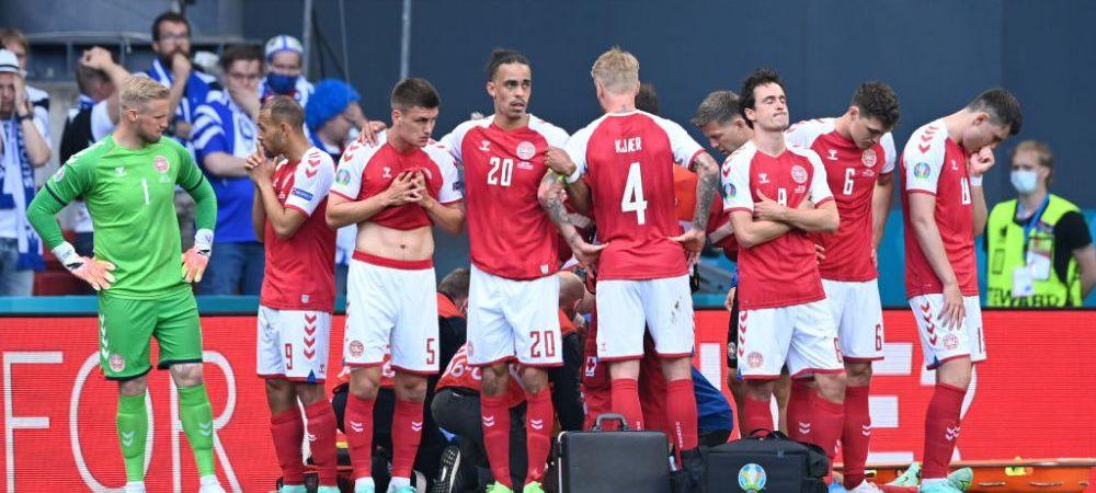Presedintele federatiei daneze cere UEFA modificarea regulamentului dupa cazul Eriksen. Ce l-a nemultumit