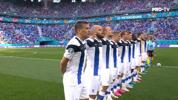Imnuri Finlanda - Rusia!