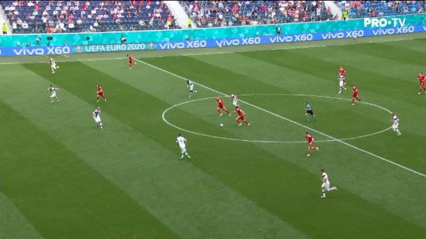 Ocazie Rusia de a face 2-0.