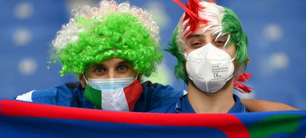 Gesturi emotionante, tensiune si culoare. Imaginile zilei la Euro 2020