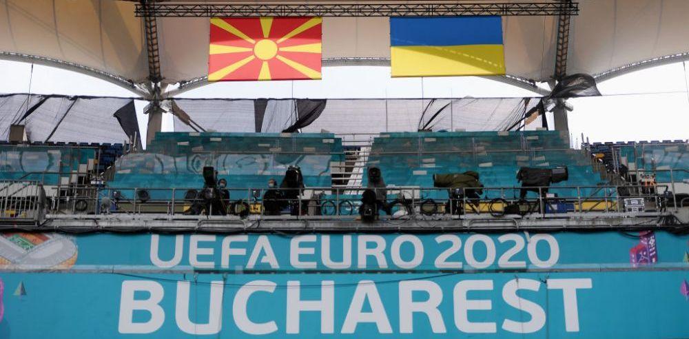 Ucraina - Macodonia de Nord, in direct la PRO TV si pe VOYO! Shevchenko are nevoie de victorie pe National Arena pentru a spera la optimi