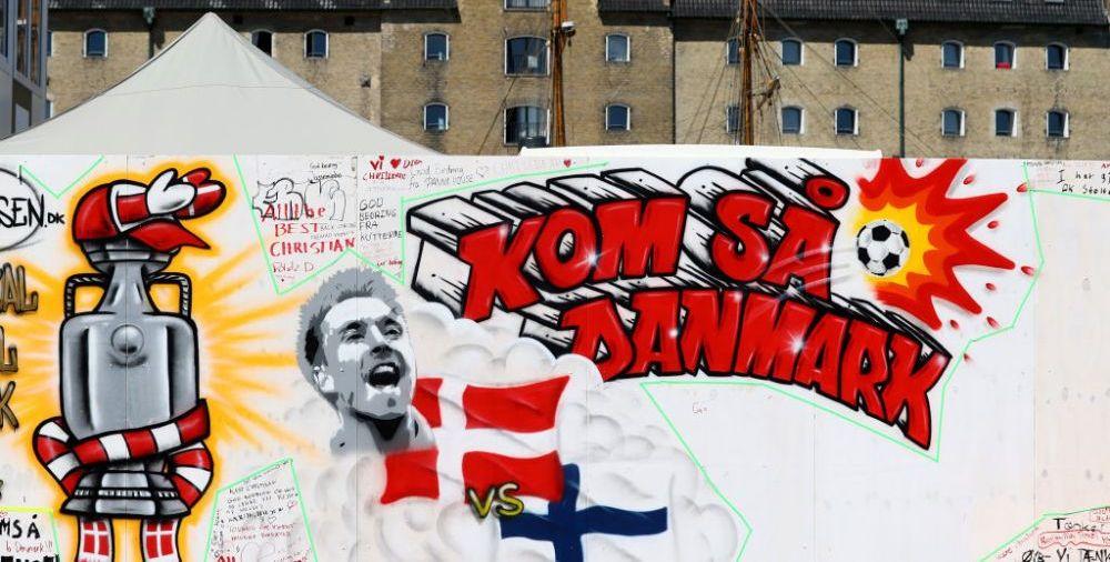 Danemarca - Belgia, de la 19:00, in direct la PRO TV si pe VOYO! Danezii vor sa castige meciul pentru Eriksen