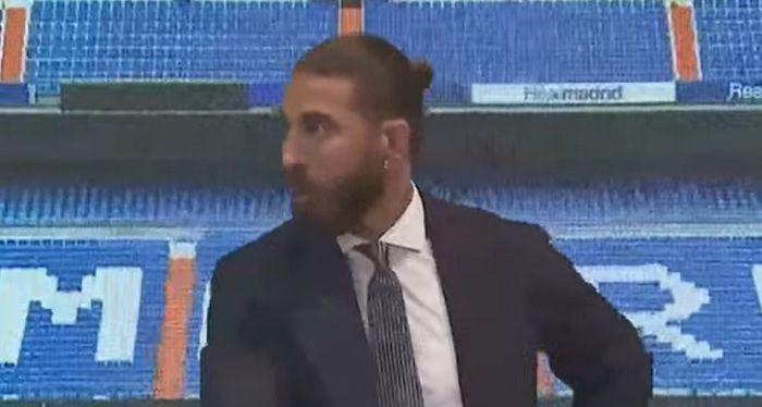 """Sergio Ramos s-a despartit in lacrimi de Real Madrid: """"Una dintre cele mai dificile zile din viata mea"""""""