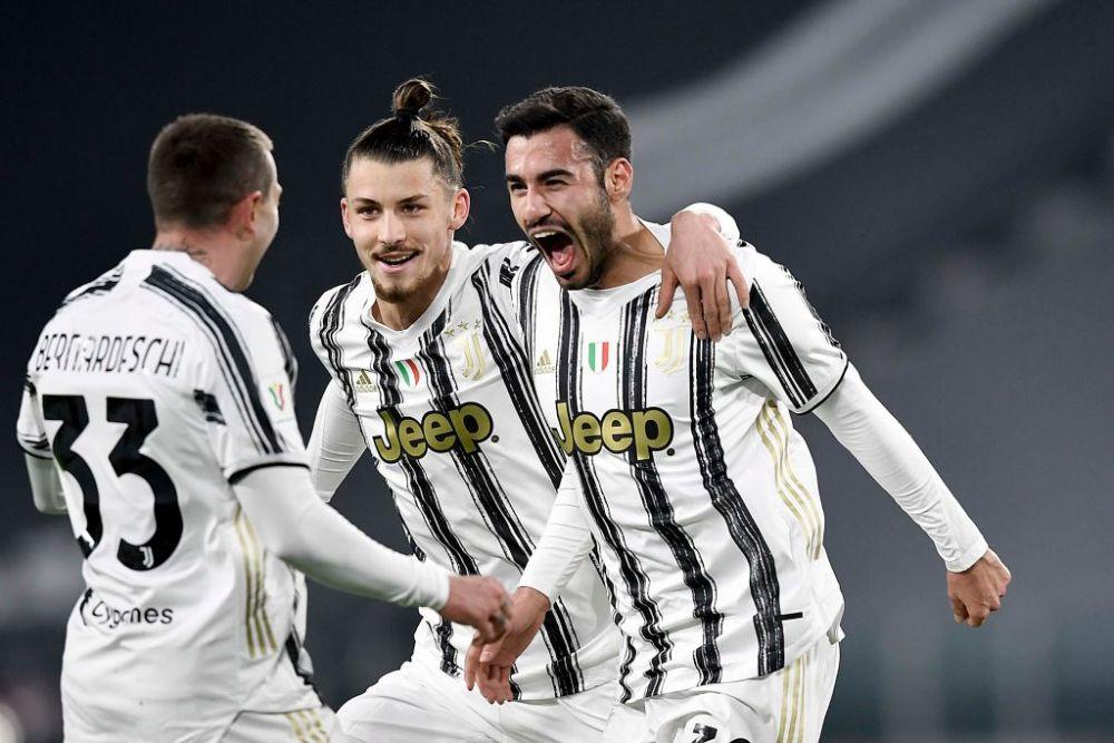 Juventus il vrea pe Locatelli si ar putea sa il trimita pe Dragusin la Sassuolo! Coleg in defensiva cu Chiriches