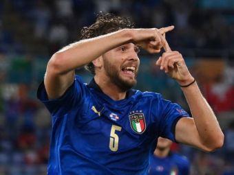 Juventus il vrea pe Locatelli! Mutarea care ar putea sa-l trimita pe Dragusin la Sassuolo, unde va fi coleg in defensiva cu Chiriches