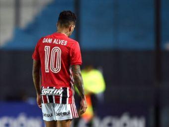 """Dani Alves, convocat la nationala olimpica a Braziliei, la 38 de ani! Neymar, odihnit! Jucatori de la Arsenal, Lyon sau Ajax pentru formatia """"carioca"""""""