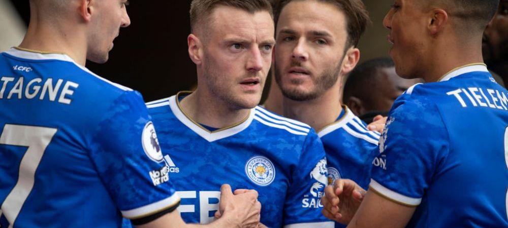 Ce lovitura pentru Leicester! Le-a luat fata lui Liverpool si Chelsea si l-a cumparat pe Vardy 2.0