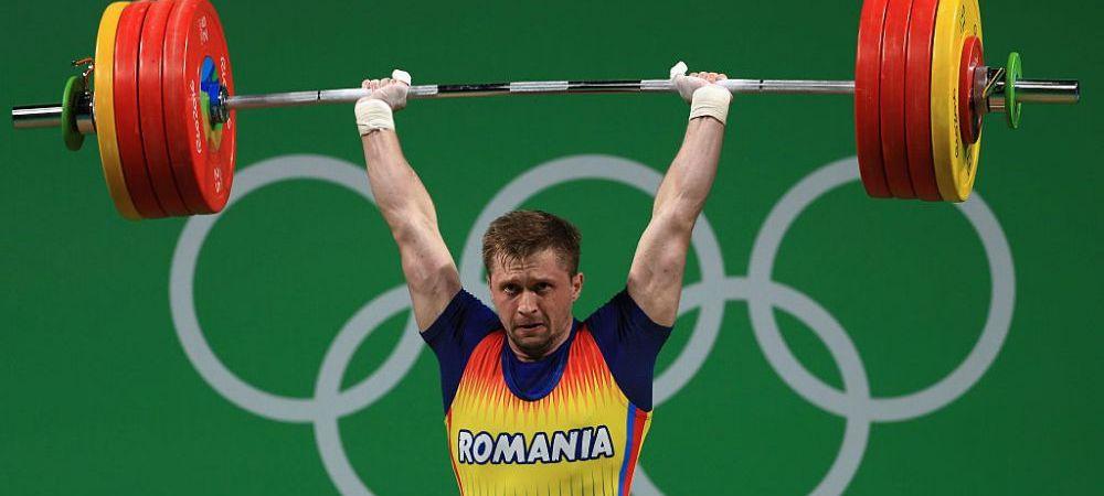 Romania, out de la Olimpiada din cauza dopajului! Ce suspendare a primit Federatia Romana de Haltere
