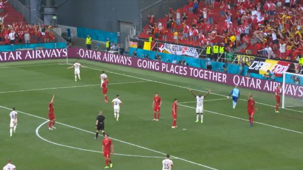 Belgia preia conducerea dupa golul marcat de De Bruyne