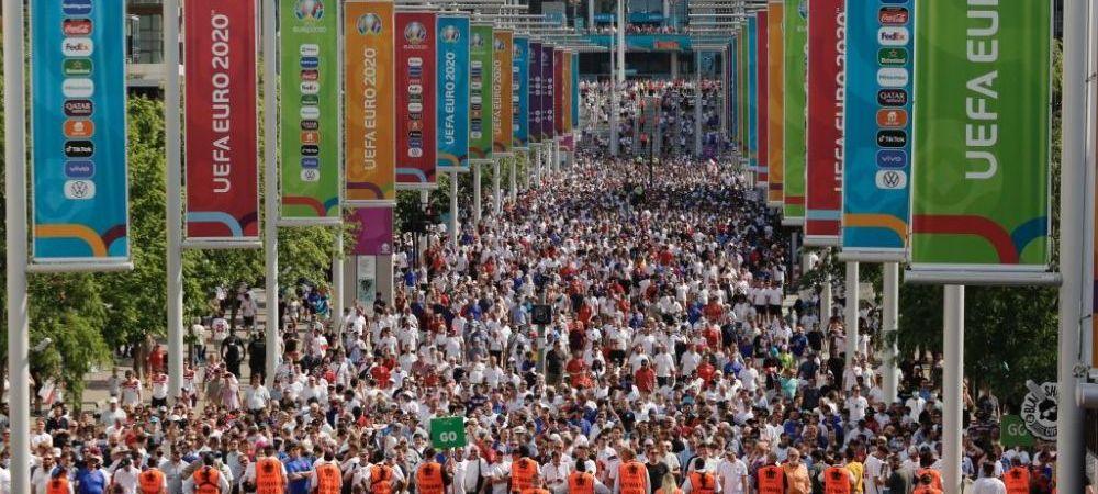 UEFA nu se joaca! Daca guvernul britanic nu ii indeplineste conditiile, va muta finala la Budapesta!