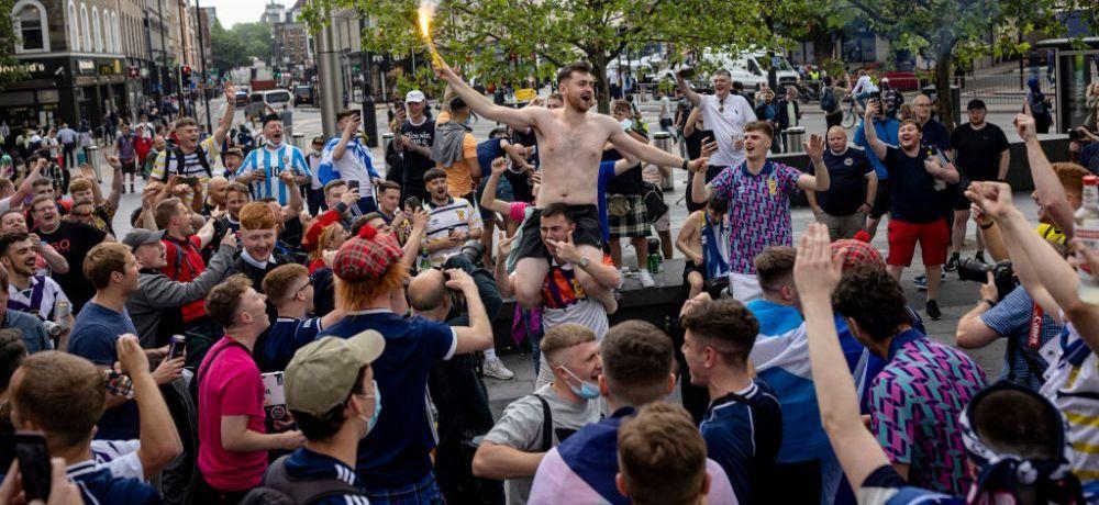 Anglia - Scotia, 22:00, in direct la PRO TV si pe VOYO! Primul meci international din istorie va avea un nou capitol la Euro 2020!
