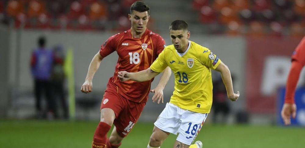 Razvan Marin, nemultumit de ratarea Campionatului European: