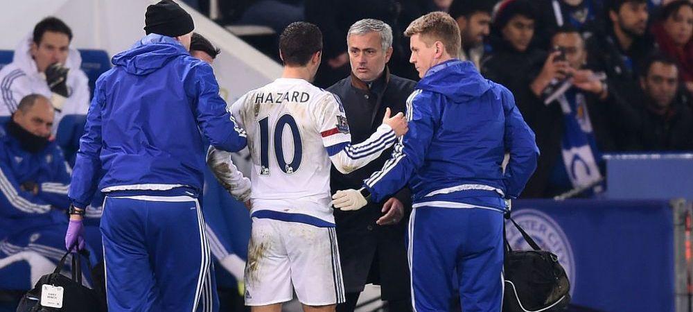 """Mourinho il ataca pe Hazard: """"Vreti sa stiti adevarul despre el?"""" Care e regretul portughezului"""