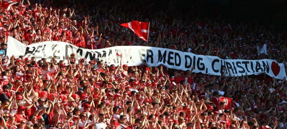 """""""Ati fost fantastici!"""" Mesajul lui Christian Eriksen pentru coechipieri dupa meciul cu Belgia"""