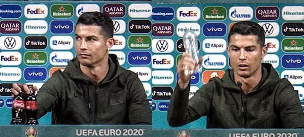 Gluma care face inconjurul lumii! Cum a putut sa parodieze un fan gestul facut de Ronaldo
