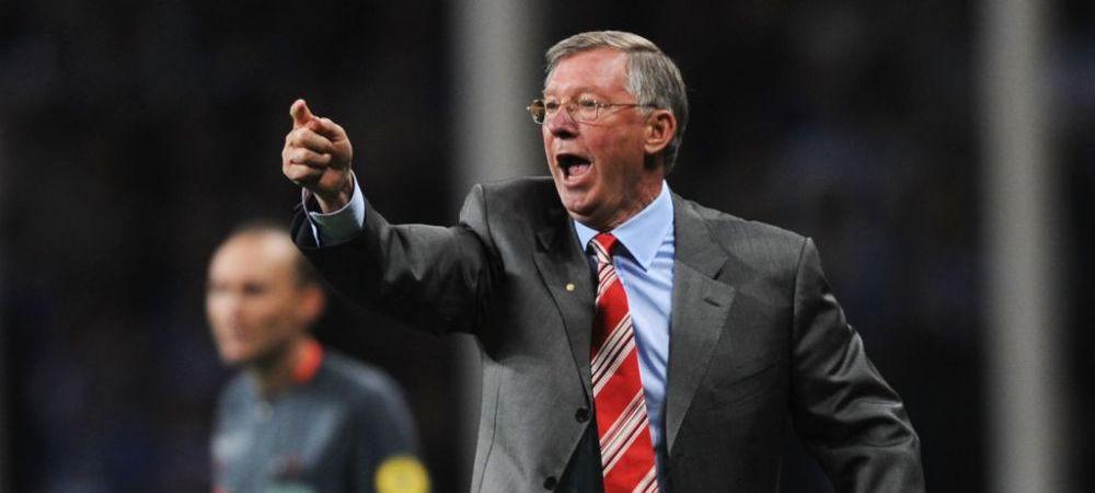 """Nu doar pe Arena Nationala se intampla asta! Sir Alex Ferguson a fost interzis pe Wembley: """"Nu puteti parca aici, domnule!"""""""