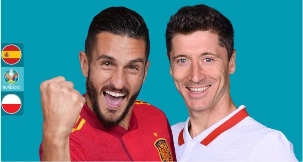 Spania - Polonia, de la 16:00, pe PRO TV si pe VOYO.RO! Ambele nationale au nevoie de victorie pentru a putea spera la