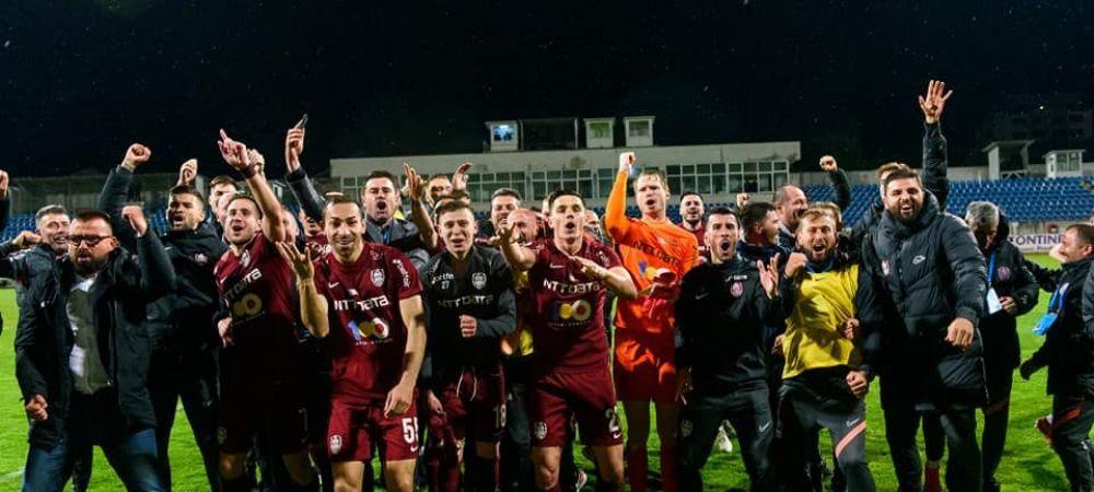 Inca un transfer de marca realizat de CFR! Clujenii s-au inteles cu fundasul dorit de mai multe formatii din Liga 1