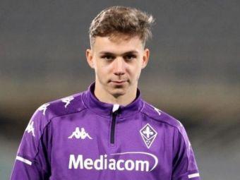Louis Munteanu, aproape de a ajunge la Chelsea! Motivul din spatele refuzului si de ce a mers la Fiorentina