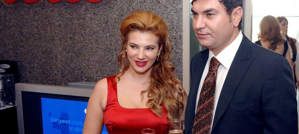 Gemenii lui Cristi Borcea au implinit 18 ani. Fostul actionar de la Dinamo a mers la petrecere alaturi de Valentina Pelinel