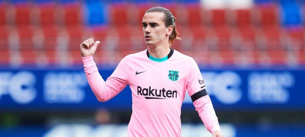 """""""Asta se va intampla cand mi se termina contractul cu Barcelona!"""" Griezmann a vorbit despre viitorul sau! Ce a spus atacantul Frantei"""