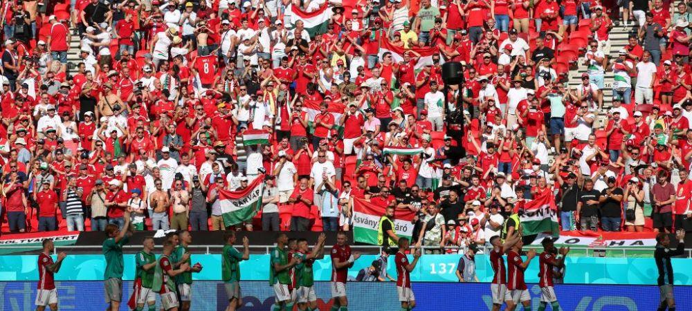 """""""Noi am fost campionii mondiali!"""" Reactia ungurilor dupa ce au obtinut un punct din meciul cu Franta"""
