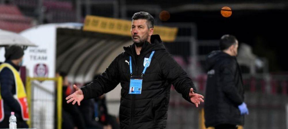 CS U Craiova vrea sa transfere doi fotbalisti greci. Cine sunt jucatorii doriti sub comanda lui Marinos Ouzounidis