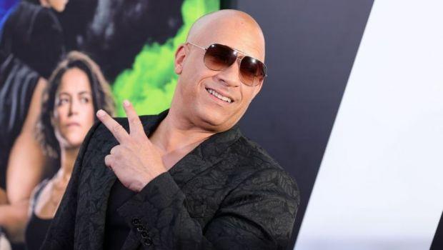 Vin Diesel, aparitie impunatoare la premiera F9: The Fast Saga. Actorul este intr-o forma fizica de invidiat la aproape 54 de ani