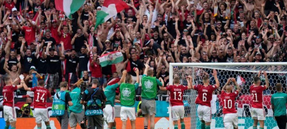 Sarbatoarea de la Budapesta, gol, recorduri si o infrangere grea pentru Cristiano Ronaldo, in imaginile zilei la Euro