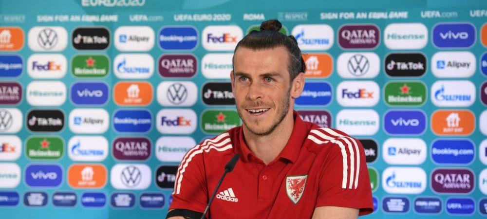 Raspunsul genial al lui Gareth Bale pentru Roberto Mancini, dupa ce italianul a comparat Tara Galilor cu Stoke City