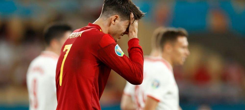 """Spania, criticata dur dupa primele meciuri de la EURO: """"Nu are niciun jucator de top"""". Care sunt punctele slabe ale ibericilor"""