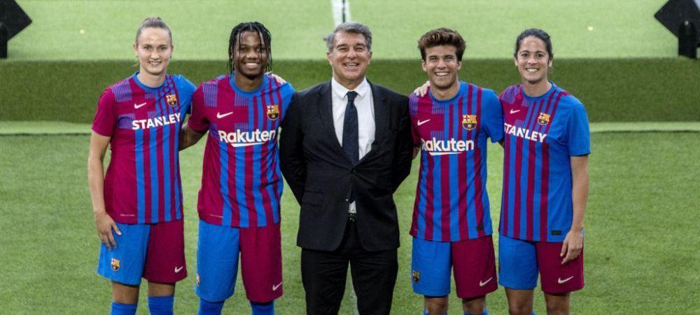 """""""Clubul e mai rau decat imi imaginam!"""" Laporta, ingrozit de ce a gasit la Barcelona! Ce a spus presedintele"""