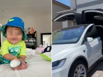 A nu se lasa la indemana copiilor! Cum i-a oferit instant un bebelus peste 10.000 de dolari lui Elon Musk in timp ce se juca pe iPad
