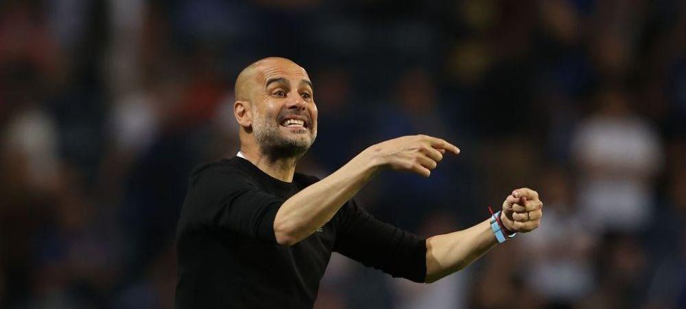 Guardiola, un nou asalt pentru trofeul Champions League! 100 de milioane de lire pentru jucatorul pe care adversarii nu il pot opri!
